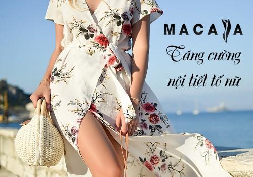 Macasa - tăng cường nội tiết tố nữ
