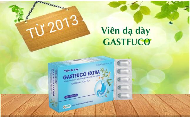 Viên dạ dày Gastfuco