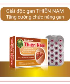 Hình ảnh sản phẩm Giải độc gan Thiên Nam