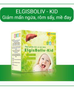 Hình ảnh sản phẩm Thanh nhiệt ELGISBOLIV-KID