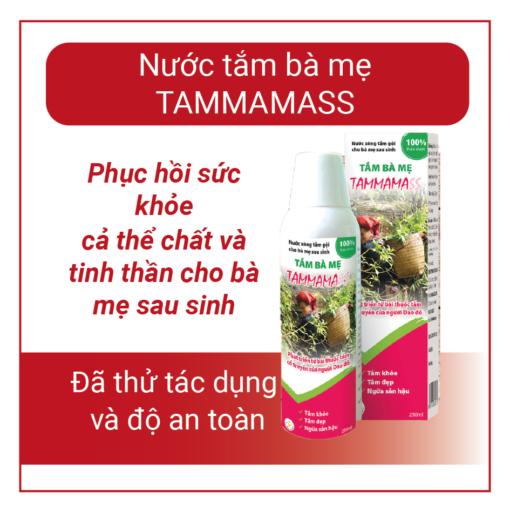 Hình ảnh sản phẩm Nước tắm bà mẹ TAMMAMASS
