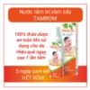 Nước tắm trẻ em TAMROM